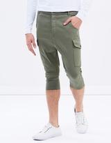 SikSilk Bermuda Cargo Shorts