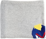 Fendi Doubled Knitted Wool & Cashmere Blanket