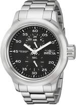 Invicta Men's 19491 Russian Diver Analog Display Japanese Quartz Silver Watch