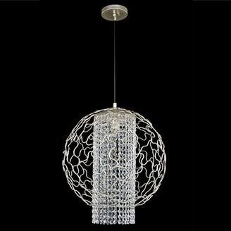 "Allegri By Kalco Lighting Mundo 4-Light Unique / Statement Globe Chandelier by Kalco Lighting Size: 23"" H x 18"" W x 18"" D"