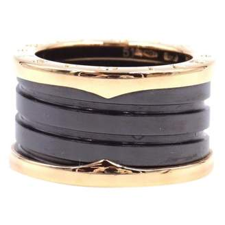 Bulgari B.Zero1 Black Ceramic Rings