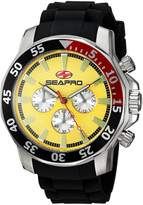 Seapro Men's SP8333 Casual Scuba Explorer Watch