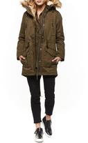 Dex Khaki Winter Jacket
