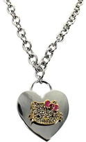 Hello Kitty Chain Necklace - Silver/Gold