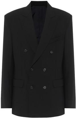 Wardrobe NYC Release 04 double-breasted blazer