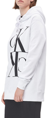 Calvin Klein Jeans Mirrored Monogram Hoodie