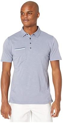 Linksoul LS1220 Multicolor Ribbed Pocket (Dusty Lavender) Men's Clothing