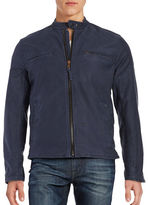 Lucky Brand Bedford Pocketed Jacket