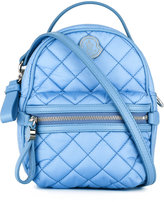 Moncler backpack-style cross body bag - women - Nylon - One Size