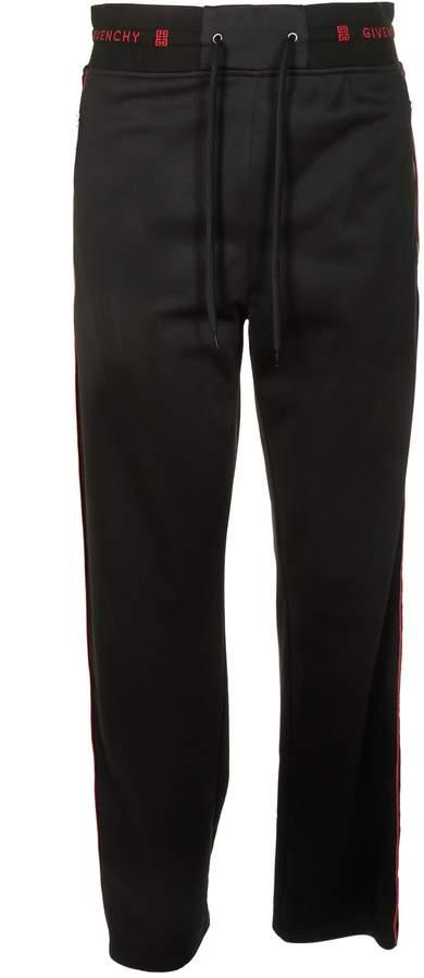 Givenchy Logo Sideband Track Pants