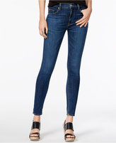 Hudson Barbara Dream On Wash Cotton Skinny Jeans