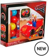 Cars Disney 3 Lightning McQueen Vehicle Ball Pit
