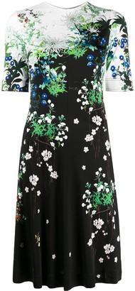 Givenchy Floral-Print Dress