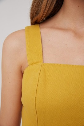 The Fifth INTENTIONS DRESS mustard