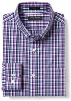 Banana Republic Camden-Fit Multi Checkered Supima Cotton Shirt