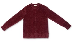 Style&Co. Style & Co Chenille Pullover Sweater, Created for Macy's