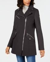 Michael Kors Michael Asymmetrical Raincoat