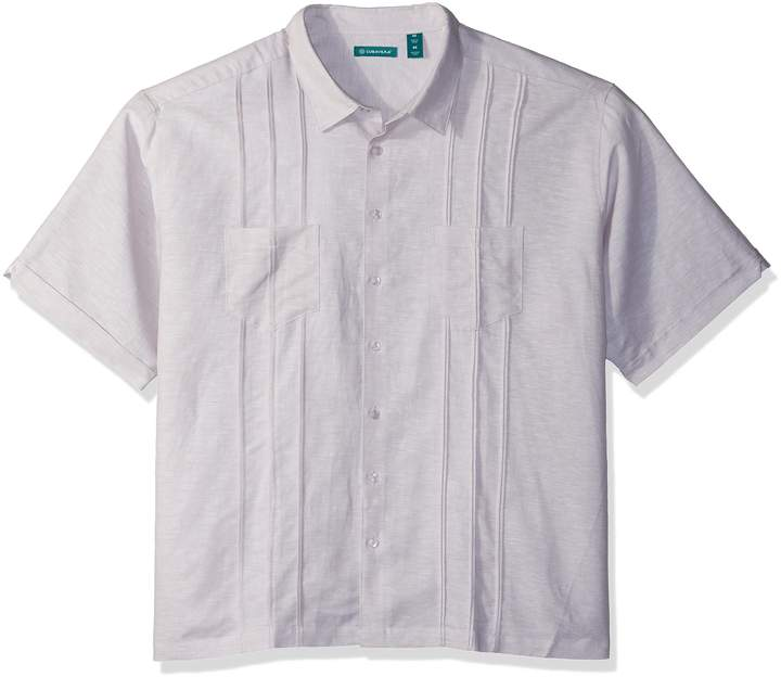 f87aedf048 Cubavera Shortsleeve Tops For Men - ShopStyle Canada