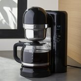 Crate & Barrel KitchenAid ® 12-Cup Coffee Maker