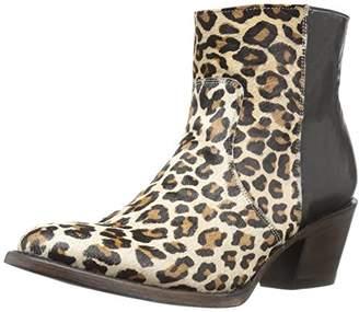 Stetson Women's Cheetah Work Boot
