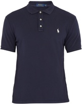 Polo Ralph Lauren French-terry towelling polo shirt