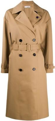 Lardini Marivda belted trench coat