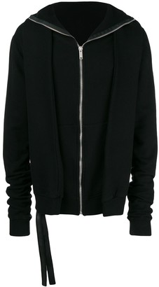 Unravel Project Zipped Hoodie