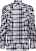 Aquascutum Ryton Check Long Sleeve Shirt
