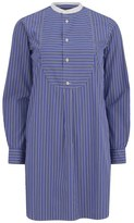 Polo Ralph Lauren Women's Mia Casual Shirt Dress Cobalt/Blue