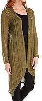 O'Neill Junior's Tilda Long Cardigan Sweater