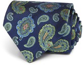 Turnbull & Asser Floating Paisley Classic Tie