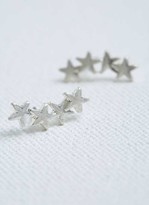 Mint Velvet Star Cuff Earring