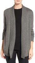 Eileen Fisher Women's Lush Merino Wool Blend Shawl Collar Cardigan