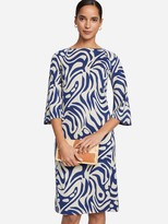 J.Mclaughlin Campbell Dress in Puddle