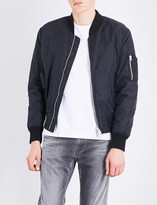 Ami Alexandre Mattiussi Zip-pocket bomber jacket
