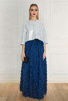 Martin Grant Fringed Skirt