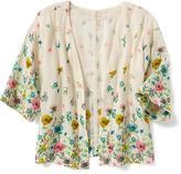 Old Navy Lightweight Kimono-Sleeve Jacket for Toddler