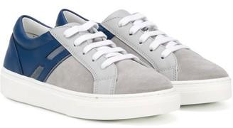 Hogan TEEN H365 low-top sneakers
