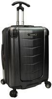 "Traveler's Choice Silverwood 21"" Hardside Spinner Luggage"
