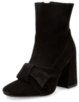 Ava & Aiden Suede High Heel Boot