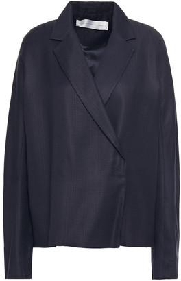 Victoria Victoria Beckham Basketweave Woven Jacket