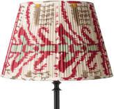 OKA 45cm Manda Pleated Lampshade