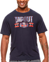 Tapout Short Sleeve Logo Graphic T-Shirt-Big and Tall