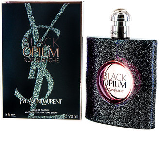 Saint Laurent Women's 3Oz Black Opium Nuit Blanc Eau De Parfum Spray