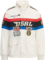 Ralph Lauren Cotton Racing Field Jacket