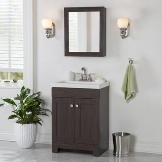 """Andover Mills Poche 25"""" Single Bathroom Vanity Set"""