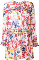 Tanya Taylor floral dress - women - Silk - 6