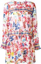 Tanya Taylor floral dress - women - Silk - 6