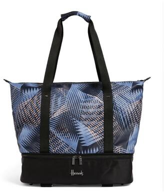 Harrods Graphic Print Yoga Bag