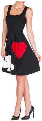 Moschino Knee Length Dress Sleeveless